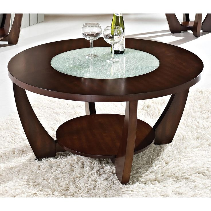 Round Cherry Coffee Table - Living Room Furniture Sets for Cheap Check more at http://www.buzzfolders.com/round-cherry-coffee-table/