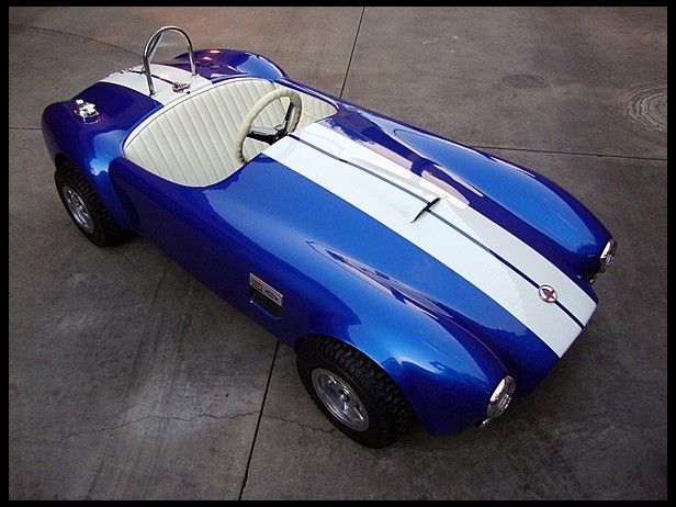Shelby Cobra Go-Kart for sale by Mecum Auction