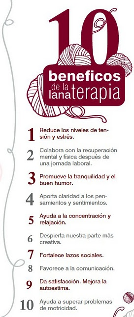 beneficios lanaterapia