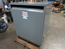 Square D 300 kVA 480 to 208Y/120 Copper 3PH Dry Type Transformer 300T3HCU 208 Y (PM2242-1). See more pictures details at http://ift.tt/2hBioQc