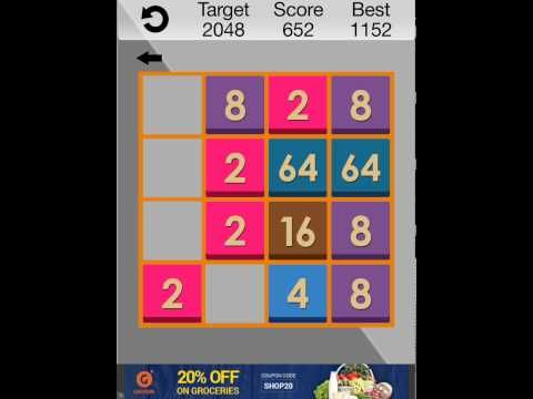 PCAdvisor How to win 2048 How to play 2048 game and win Android - best of google play
