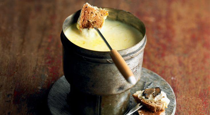 Recette de fondue piémontaise, convivial et chaleureux