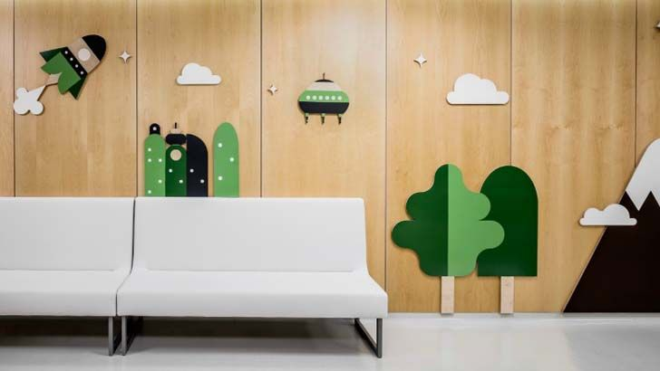 Kids' Hospital with An Amazing Design - Petit & Small