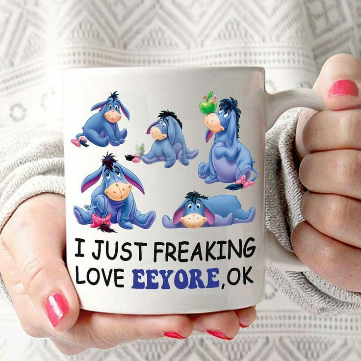 I just love this cup, too cute.