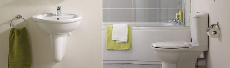 The Alto collection has many innovative features that you'd expect from a luxury bathroom range