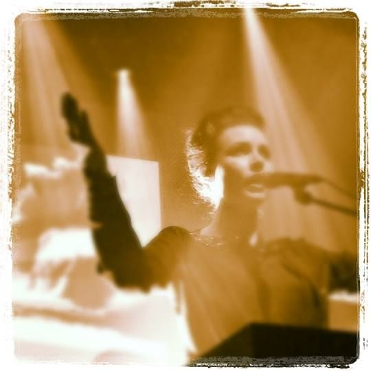 Portfolio Multimedeia: Laibach eilen, messiaanisessa valossa Vlad Dracula