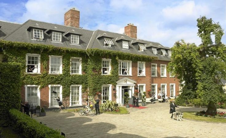 Ireland's Blue Book - Hayfield Manor, a Grand Hotel property, located in Cork, Ireland  http://www.historichotelsofeurope.com/property-details.html/hayfield-manor