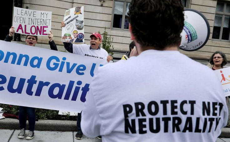 #Media #Oligarchs #Banks vs #union #occupy #BLM #SDF #Humanity  July 12th: Internet-Wide Day of Action to Save Net Neutrality  https://www.battleforthenet.com/july12/   The FCC wants to destroy net neutrality and give big cable companies control over what we see and do online. If they get their way, they'll allow widespread throttling, blocking, censorship, and extra fees. On July 12th, the Internet will come together to stop them...