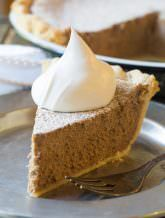Perfect Cinnamon Pie Recipe | ASpicyPerspective.com