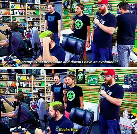 Just Cried  Achievement Hunter