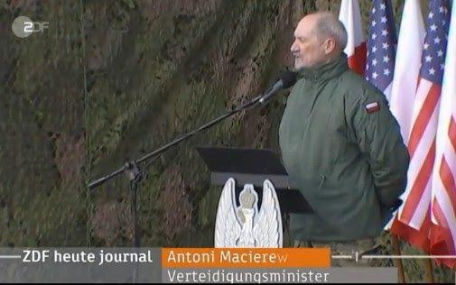 Польские и американские солдаты провели в Жагани первые совместные учения, сообщает немецкий телеканал ZDF. Для Польши это событие «пе...