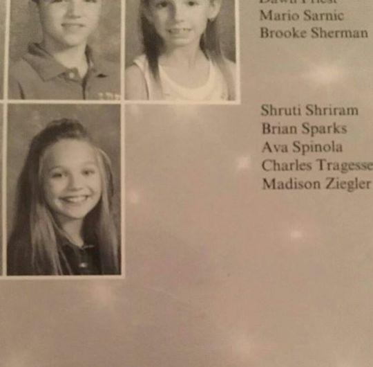 "da-cl-mw: "" Maddie Ziegler / Old pic """
