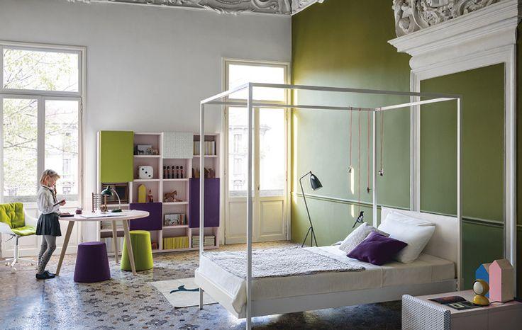 NIDI from BATTISTELLA, ITALIAN FURNITURE FOR KIDS ROOM {contemporary & stylish} - Cute Kids