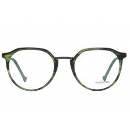 8353e99ea91d Santorini in Ivy Made In Italy Eyeglasses For Oval Face