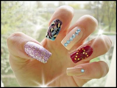 Crissie's mind: NOTD: Pastel Nails
