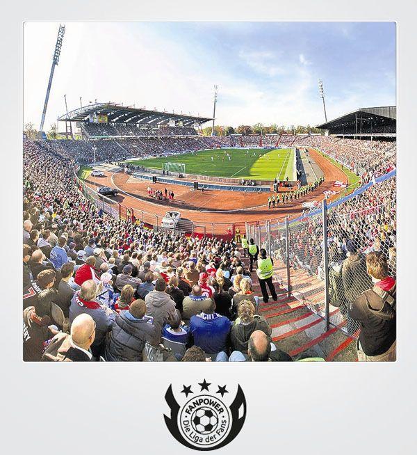 Wildparkstadion | Karslruhe | Club: Karlsruher SC | Zuschauer: 29.699