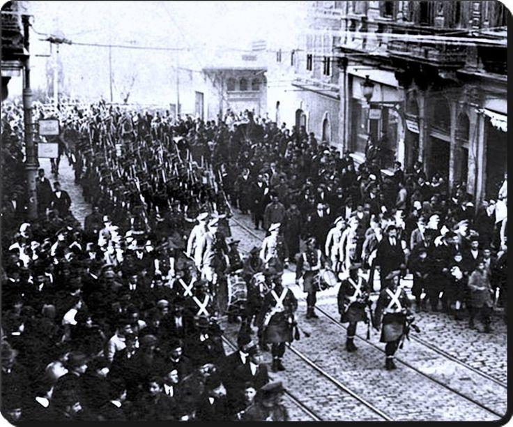 Beyoğlu - işgal yılları