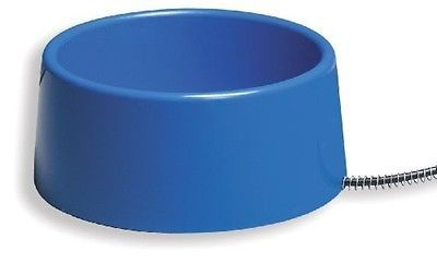 Pond De-icers 157813: Allied Precision Plastic Heated Pet Bowl Blue P Heaters, De-Icers And Floats New -> BUY IT NOW ONLY: $41.65 on eBay!