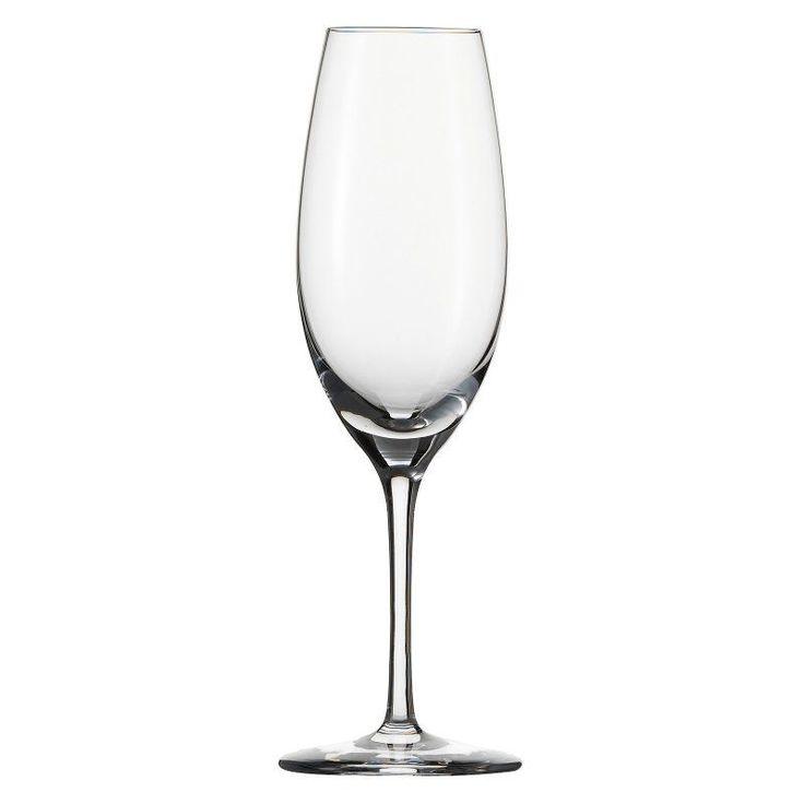 Schott Zwiesel Tritan Cru Classic Champagne Glasses - Set of 6 - 0036.114600