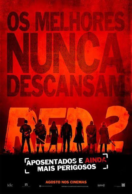 RED 2 – Aposentados e Ainda Mais Perigosos ~ Cine Planeta