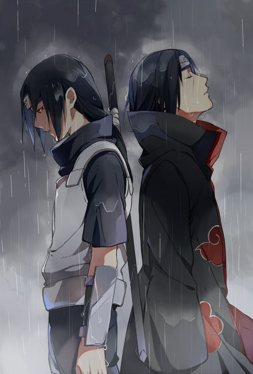 Uchiha Itachi my most favorite character in the whole series!!