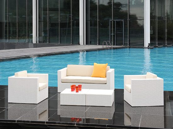 With a wavy pattern design, the Tatta IV Sofa Set will look great on your deck or next to your pool. http://www.soakbath.ca/index.php/site/productsPatioItem/tatta_iv_sofa_set/