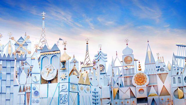 Disneyland Refurbishment Schedule for November 2016