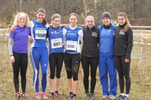 Double win for WG Erlangen-Nürnberg at the German University Championships 2016 in cross country running. (image: the FAU team)