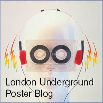 This blog shows a Collection of London Underground Posters over the years. There are just 100 (yes there are lots more!) but these show the excellent artwork used over the decades of London Transport posters & London Underground posters.