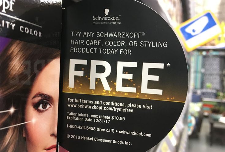 $7.00 Moneymaker Schwarzkopf Hair Color at Walmart! - The Krazy Coupon Lady