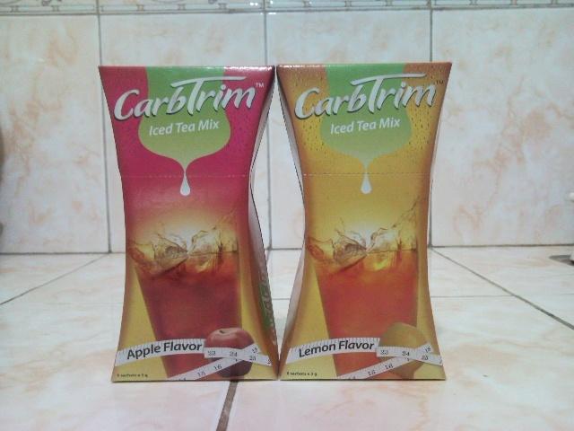 CarbTrim Iced Tea Mix Philippines