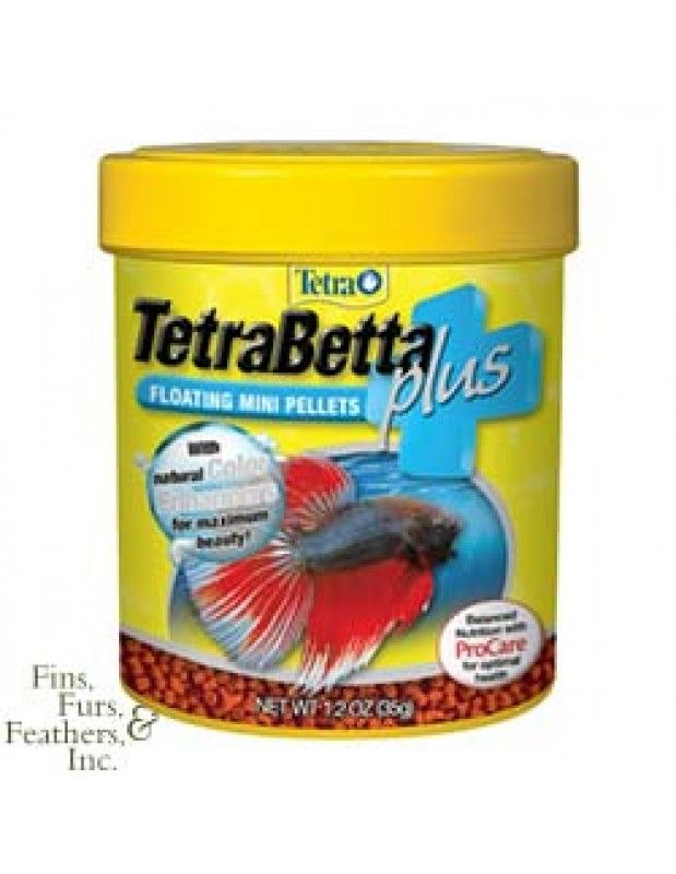 Tetra Tetrabetta Plus Mini Pellets 85 mL, 1.2 Oz