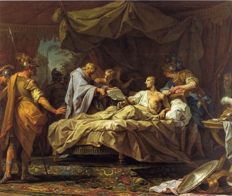 alexander the great death video