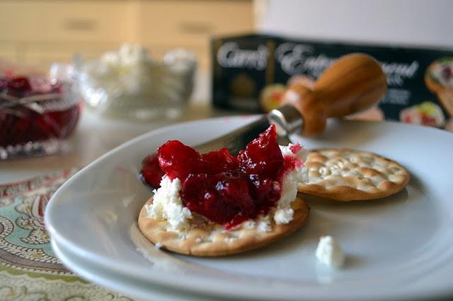 Hot Pepper Cranberry Sauce/Relish/Jam | amuse-bouche, appetizers, dip ...