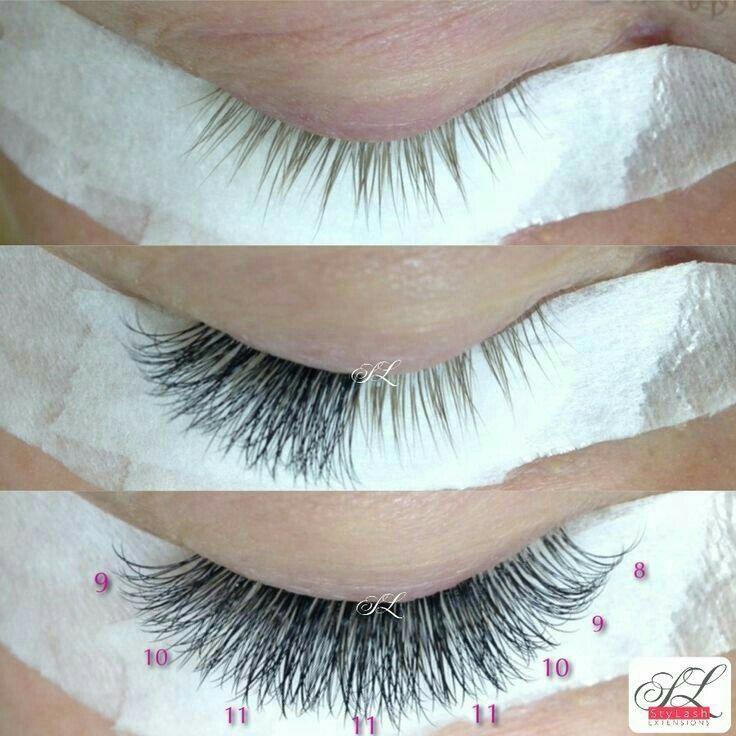 Where Can I Get Eyelash Extensions | Getting Eyelash ...