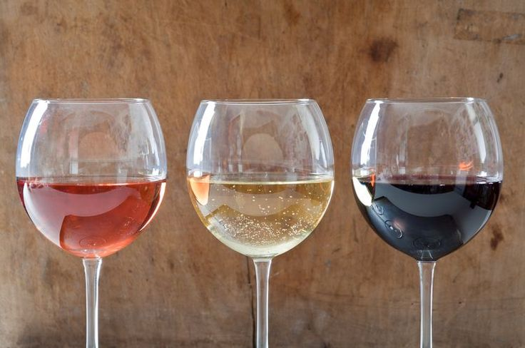 Nutrition Facts for Different Types of Wine