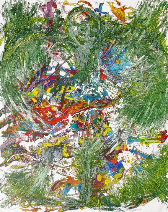 Prokop Igor Eugen Grass man, green man, peace man 2013 Painting 120x150cm  #Art #Gallery #contest #international #concorso #contemporary #opening #Milan #artpassage #concorso #artcontest #world #artists #Art #gallery #contest #international #winners #finalist #citycentre #city #concorso #contemporary #opening #Milan #artwork #art #gallery #artgallery #exhibition #mostra #expo #opening #venue #vernice #vernissage #viconcorsobuenosaires #openart #associazione