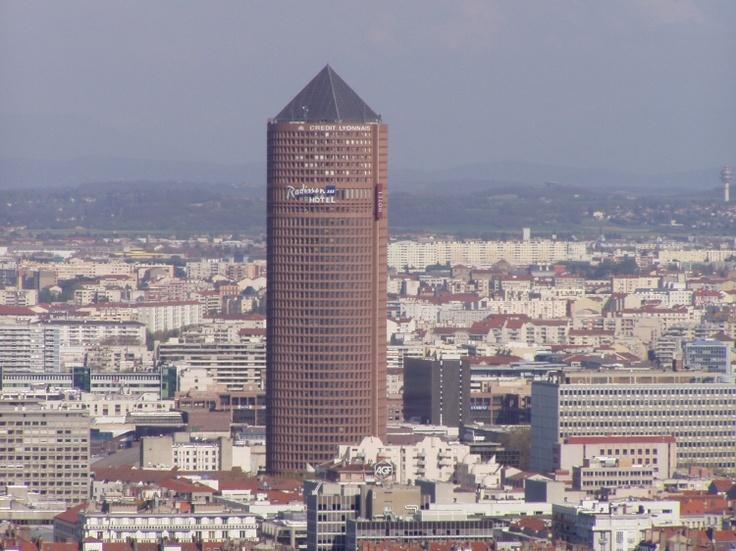 Le Crayon (Tour de la Part-Dieu) Lyon