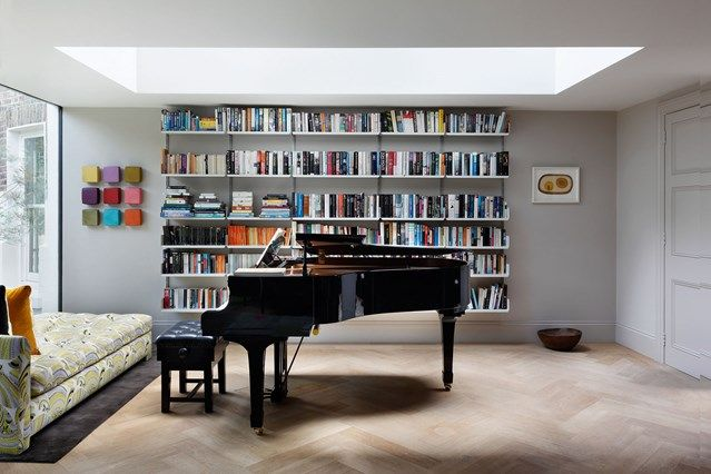 Best 25+ Wall Mounted Bookshelves Ideas On Pinterest