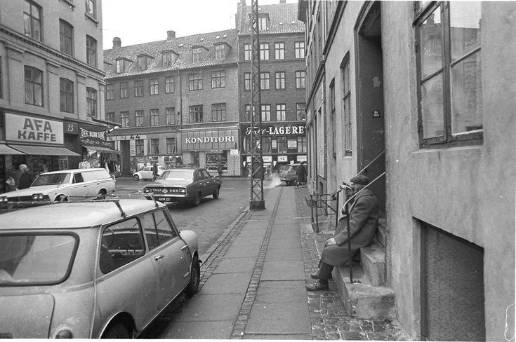 Nørrebro, stemningsbilleder fra gaderne omkring Thorupsgade
