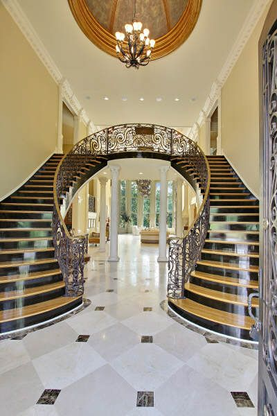 115 best great mansions living the dream images on for Luxury house plans atlanta ga