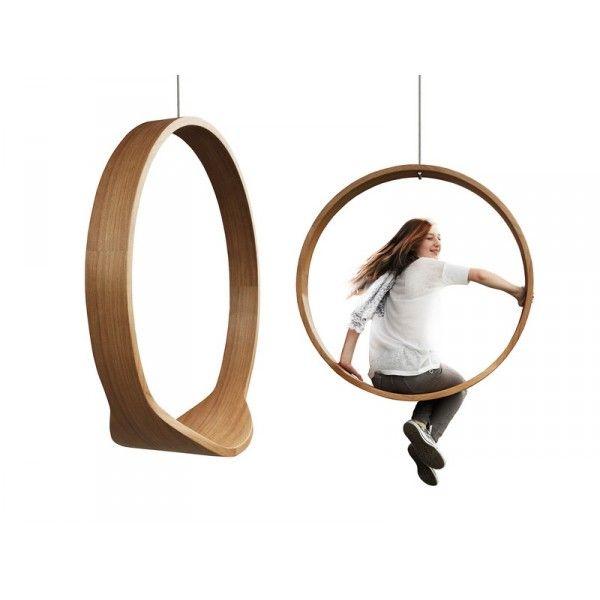 SWING huśtawka do wnętrz - Iwona Kosicka Design