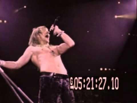 Guns N' Roses - Nightrain - Brasil 1991
