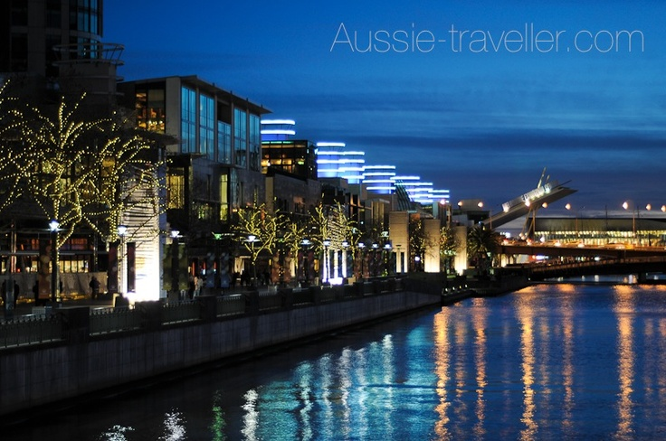 Crown Casino (Melbourne) reflections...