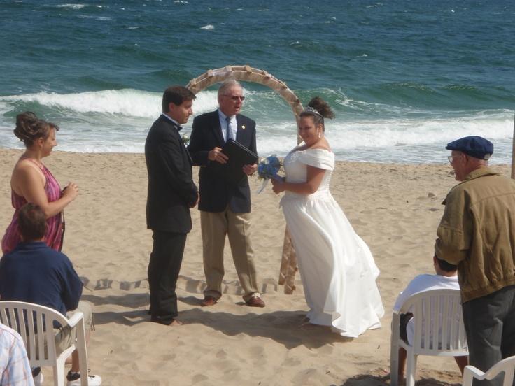 Ballard S Inn Fall Wedding On The Beach