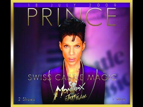 "Prince ""Little Red Corvette"" 2009 - Montreux Jazz Festival, Switzerland"