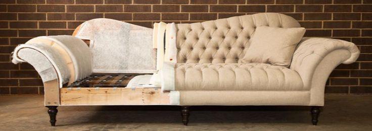 «Как обшить диван?» – полезная информация от компании Хегги.