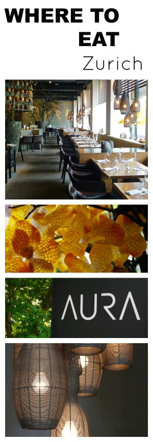 AURA | ZURICH The younger sibling in the Tao restaurant family, Aura is a relatively new addition to the Zurich dining scene. It proves two of my theories : that some of the best Asian food can be found outside of Asia. And that Zurich really is a city full of bankers – who can afford to eat at fabulous restaurants everyday for lunch. And don't forget to steal decor inspiration from the Asian minimal fitout. More restaurant recommendations for Zurich ? Please visit The Urbaniste.
