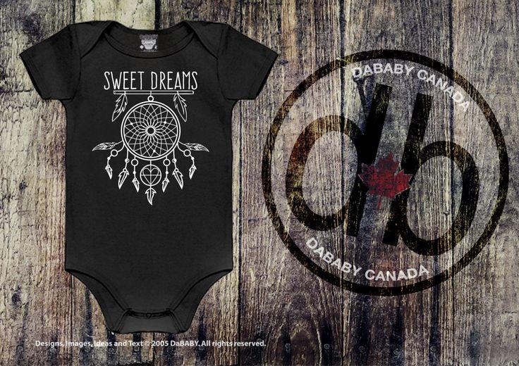 #etsy shop: Sweet Dreams Baby Boho Bodysuit - Baby Shower Gift - Baby Girls' Clothing - Baby Boys' Clothing - Sweet Dreams Tshirt http://etsy.me/2DuHTf1 #clothing #children #baby #babyshower #newbornclothing #urbanbabyclothes #sweetdreamsbaby #bohoonesie #bohemianbaby