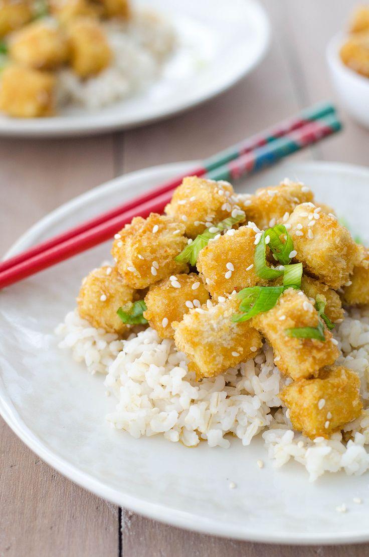 recipe: baked tofu marinara sauce [16]